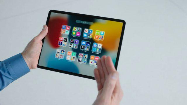 La bibliothèque d'images débarque enfin sur iPadOS