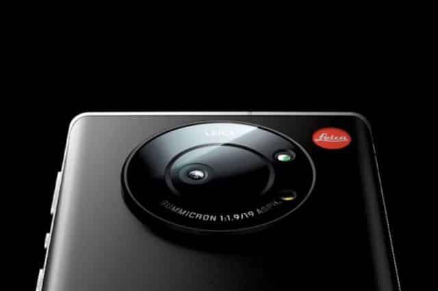 Le module photo du Leitz Phone 1