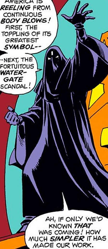 Number One, un personnage peu connu de l'univers Marvel