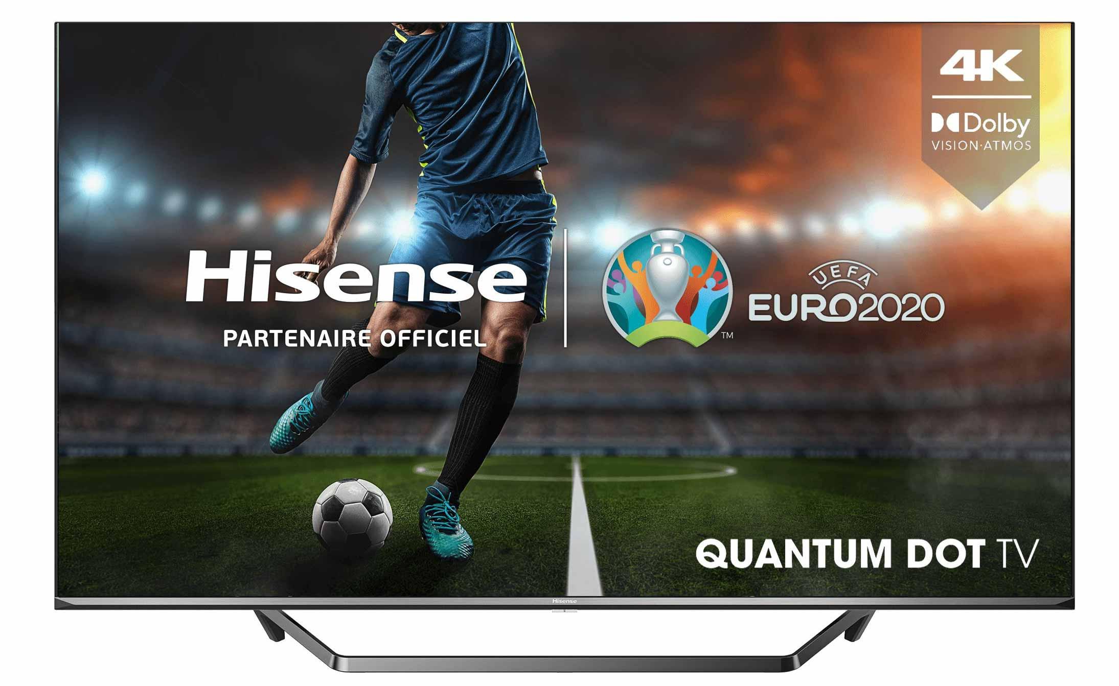 Un téléviseur Hisense proposé à prix cassé