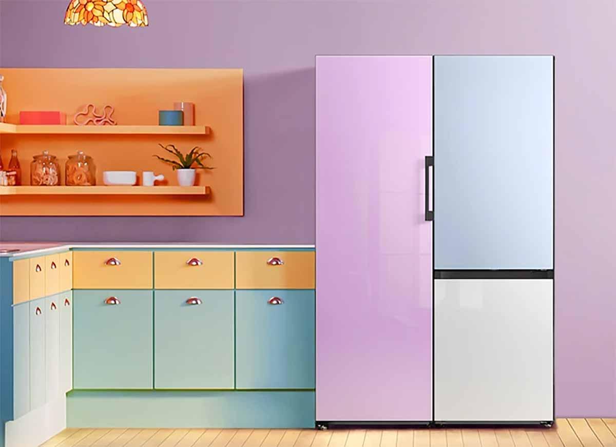 Samsung lance un réfrigérateur modulable