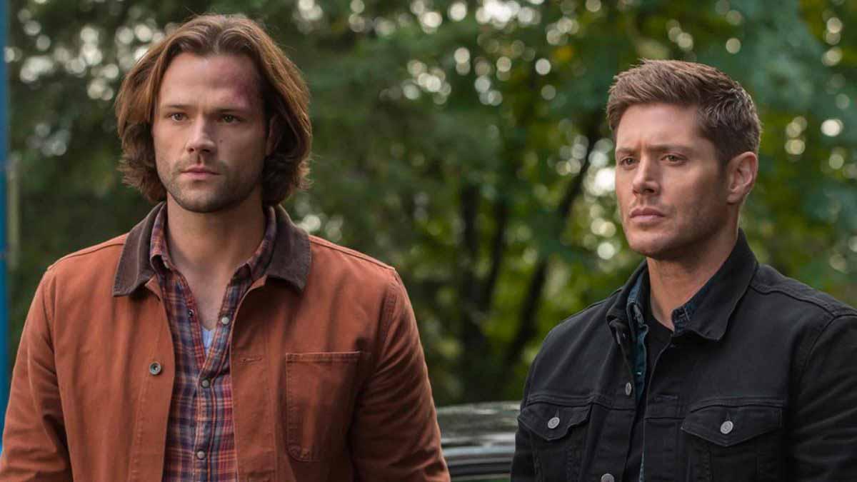 Sam et Dean dans Supernatural