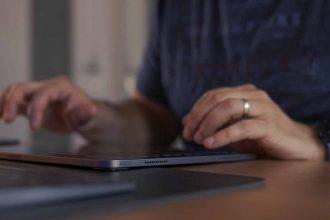 L'iPad Pro 2021, en version 12,9 pouces
