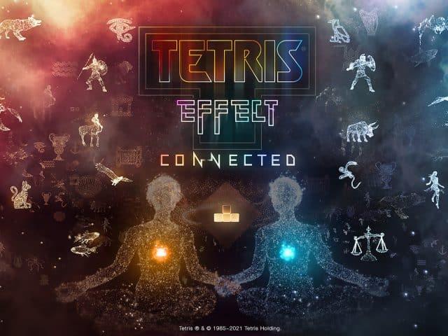 Tetric Effect, ou plutôt la jaquette du jeu