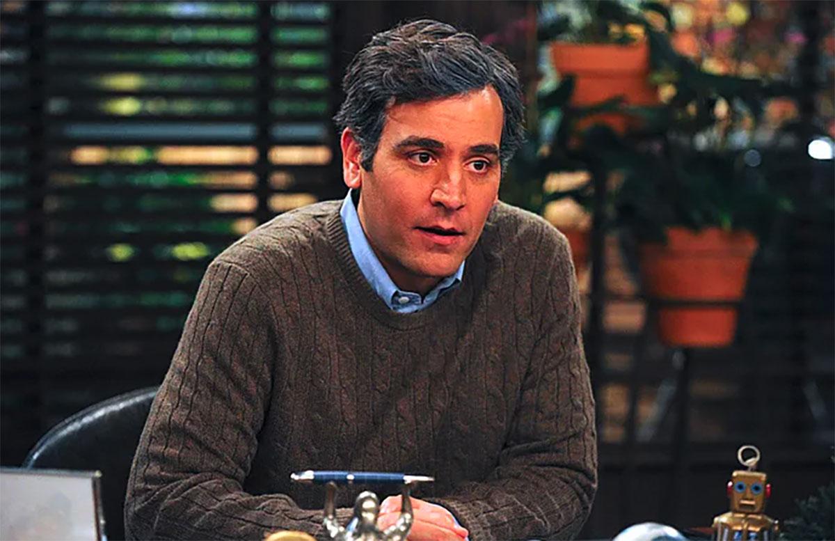 Ted dans How I Met Your Mother
