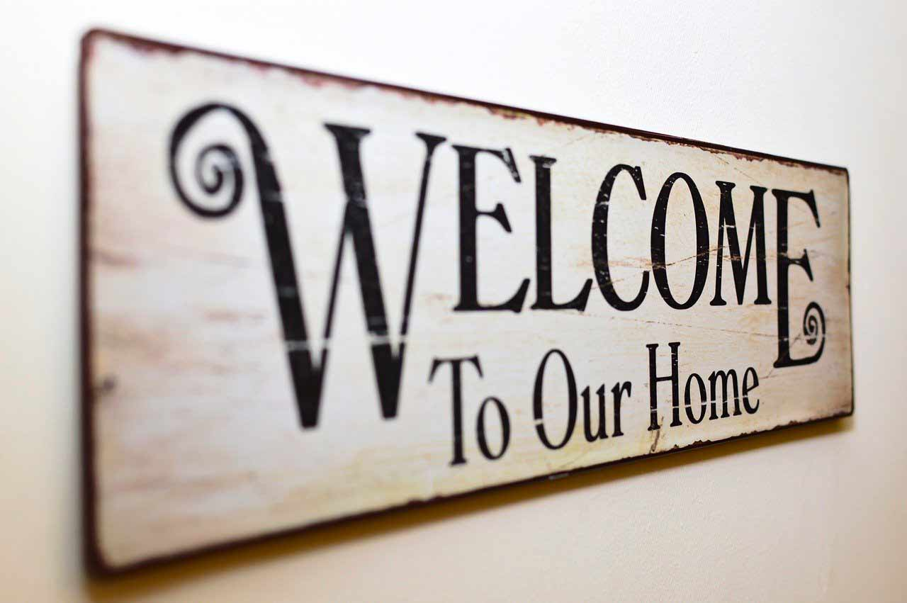 Bienvenue chez eux