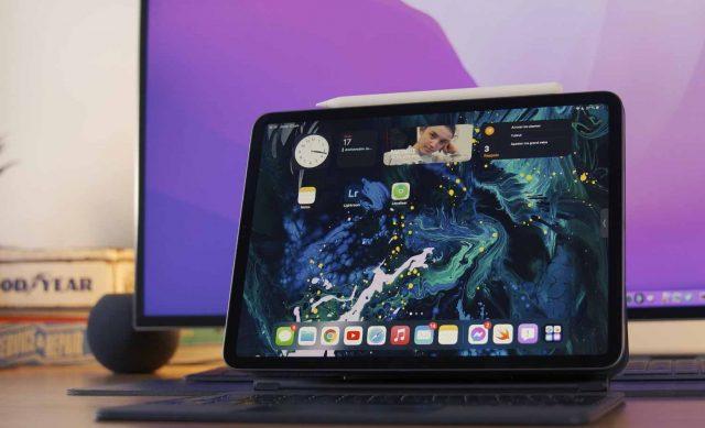 Les widgets prennent enfin leur indépendance sur iPadOS 15