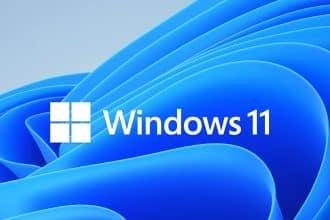 Le logo de Windows 11