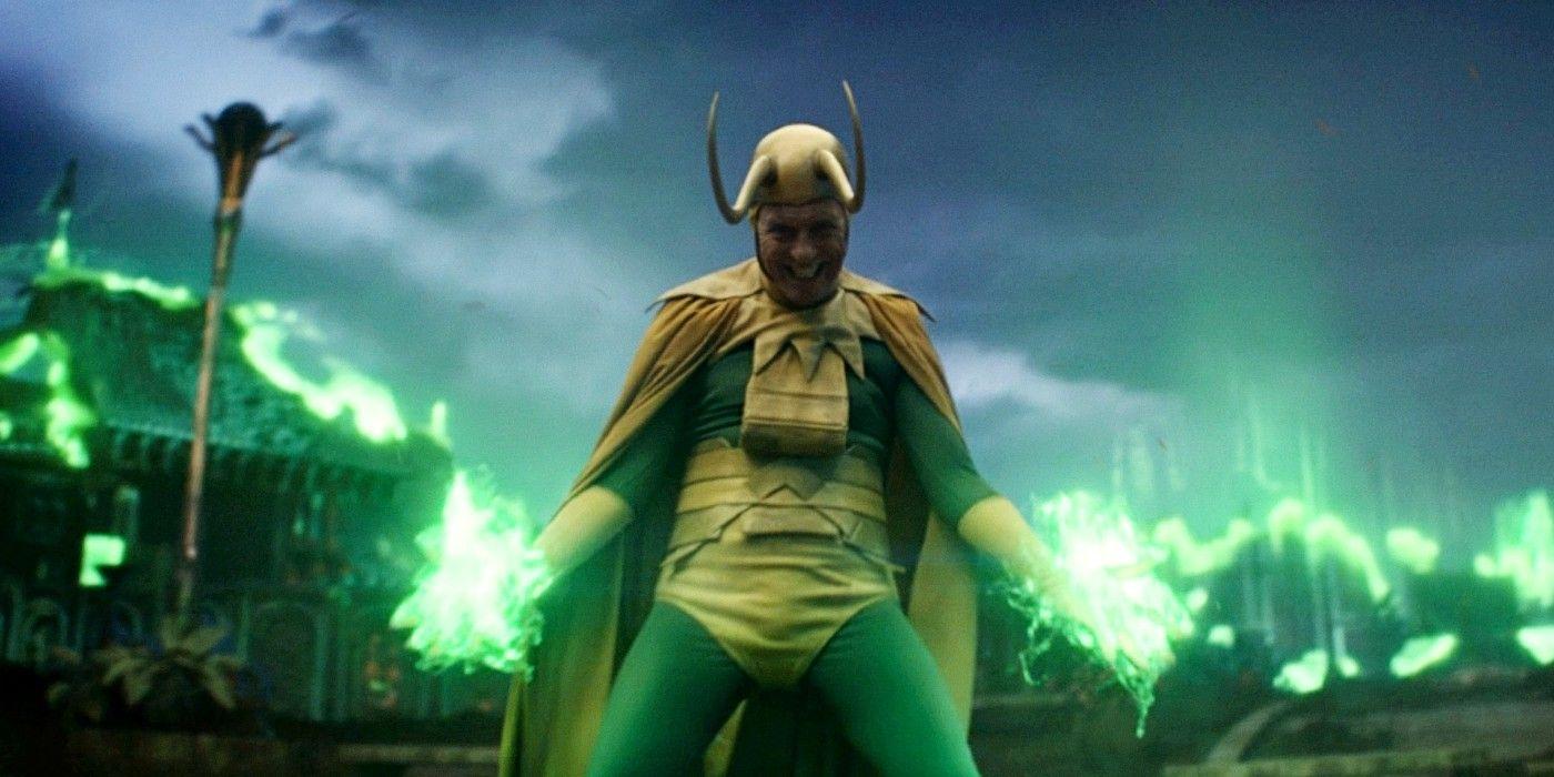 Classic Loki dans Loki