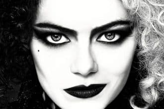 Emma Stone dans le rôle de Cruella