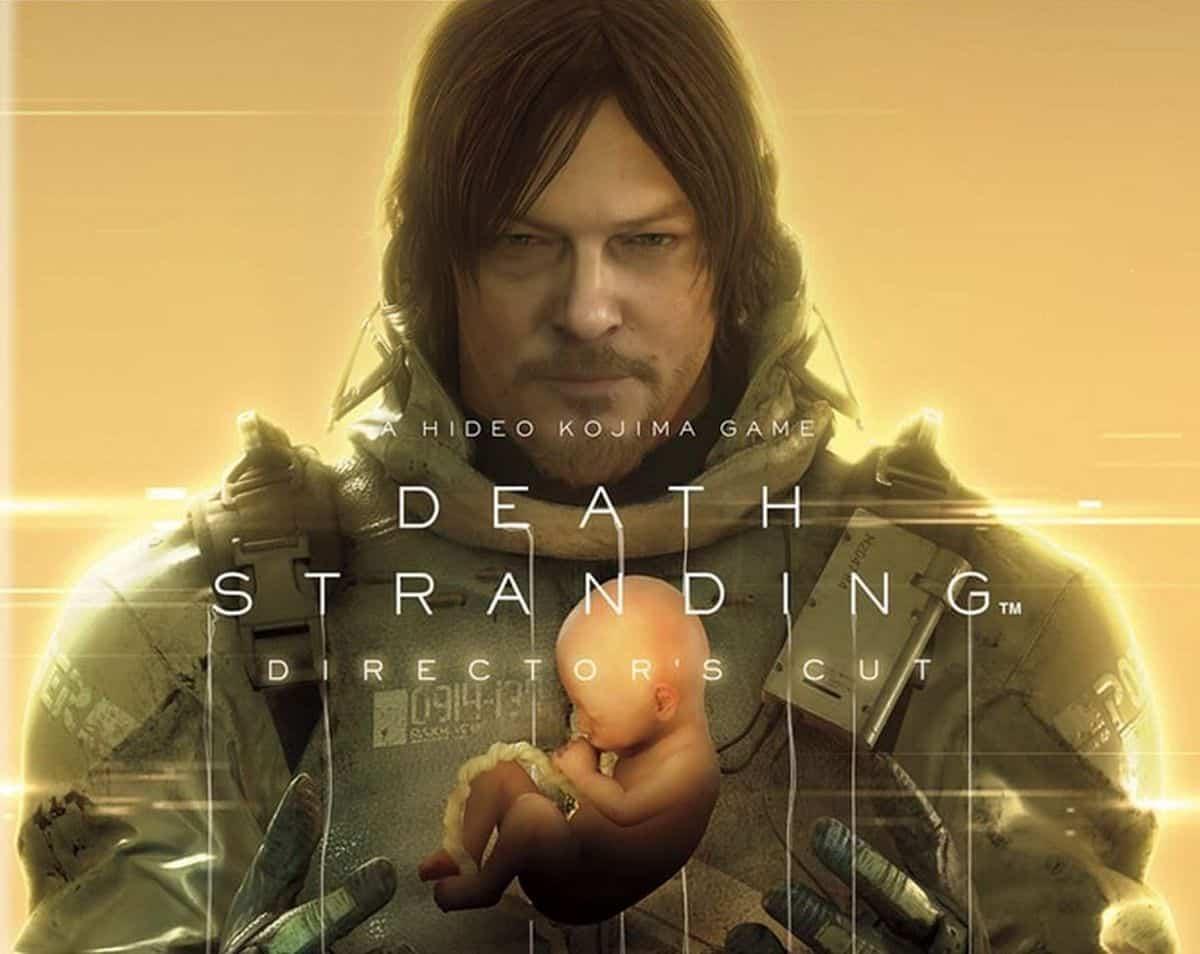 La jaquette Death Stranding