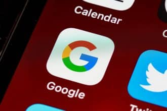 L'icône de Google