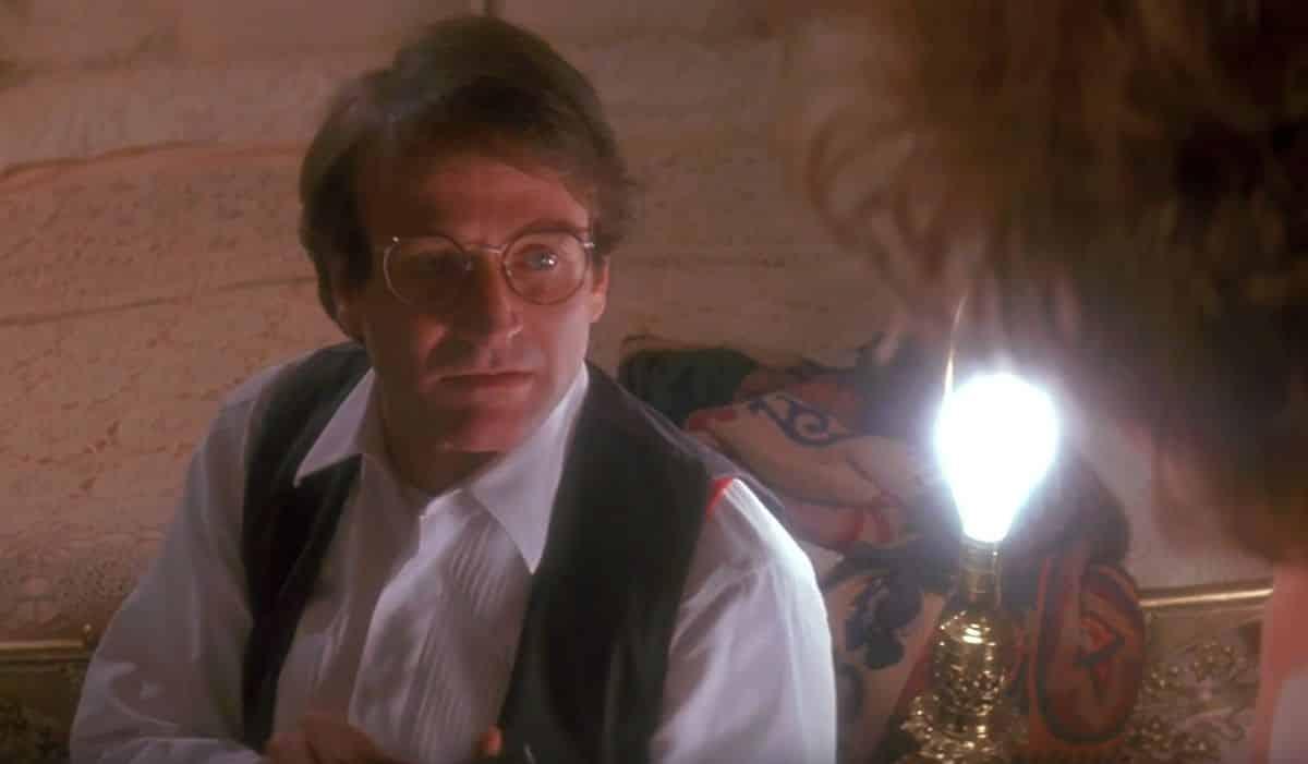 Robin Williams dans Hook