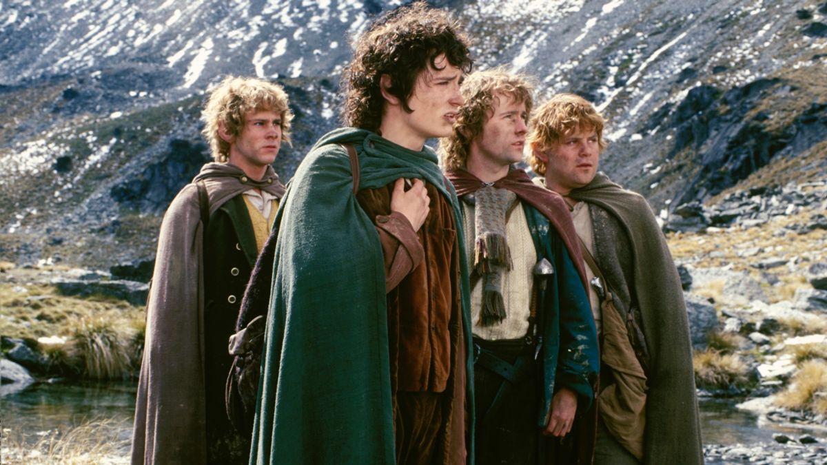 Les Hobbits dans le Seigneur des Anneaux