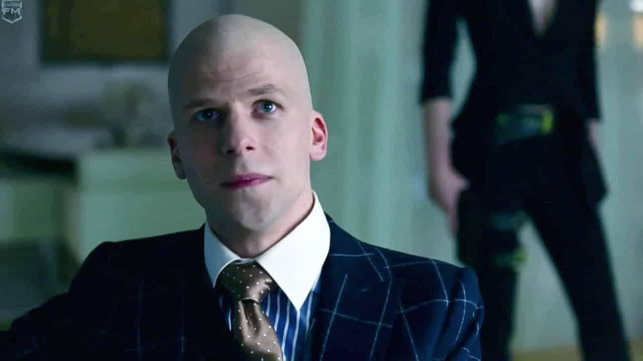 Lex Luthor dans Suciide Squad