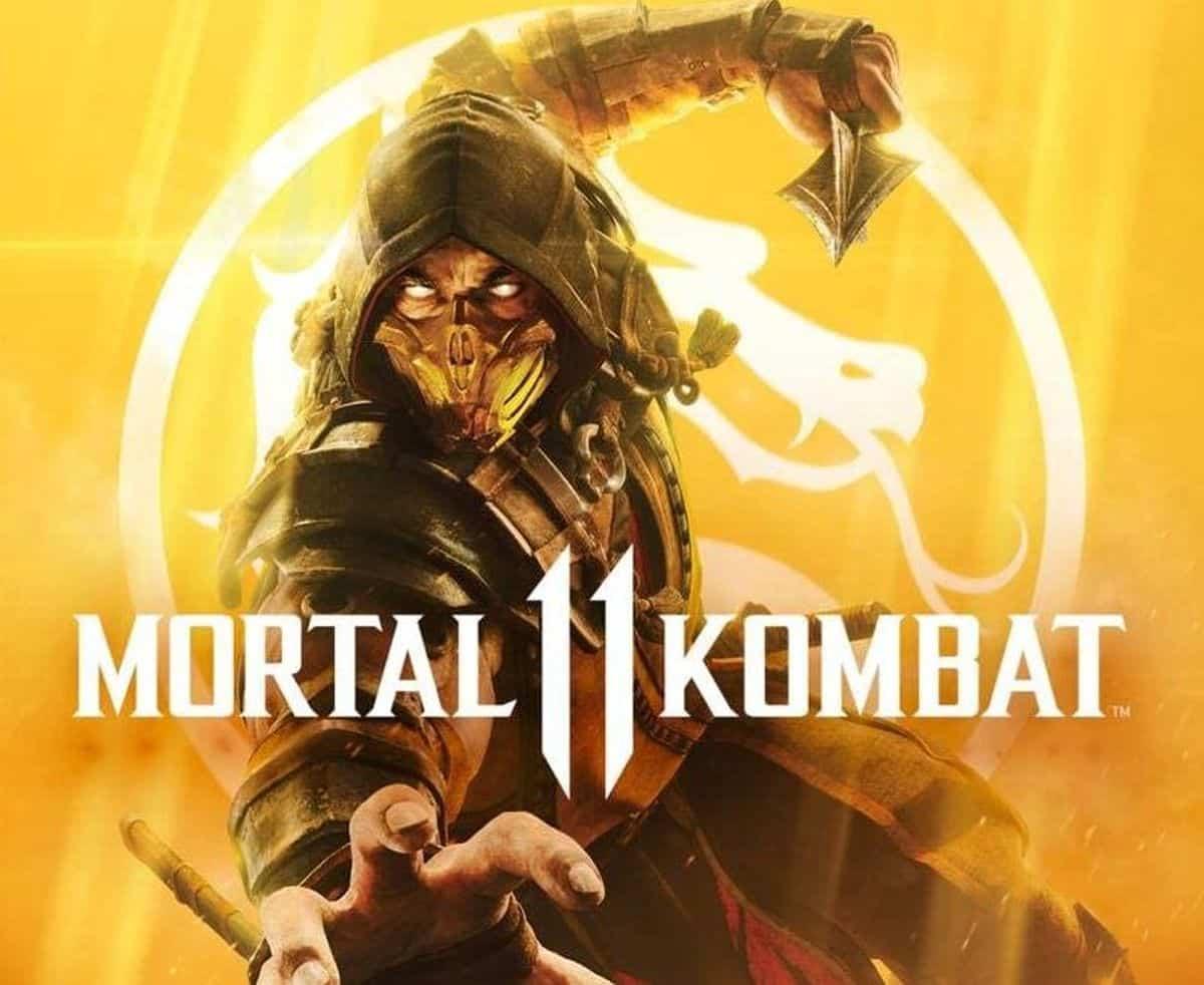 L'affiche de Mortal Kombat 11