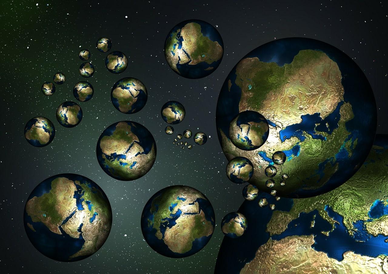 Une image représentant le multivers