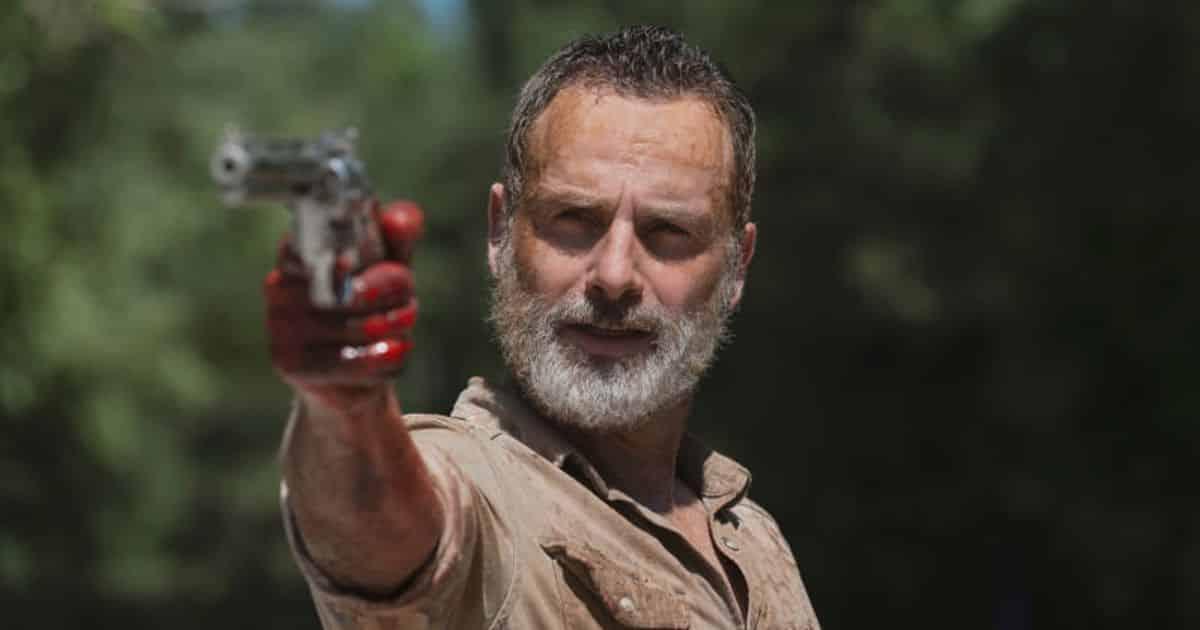 Rick Grimes dans The Walking Dead