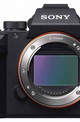 Le Sony A7 III est proposé à un prix indécent chez Amazon