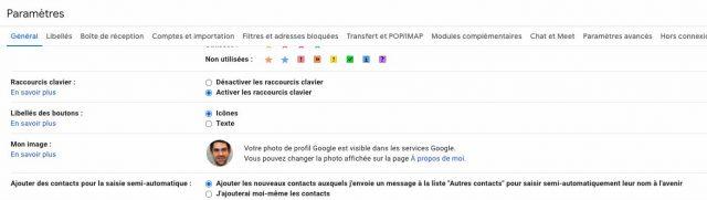 Gmail vous permet d'ajouter automatiquement des contacts aux suggestions