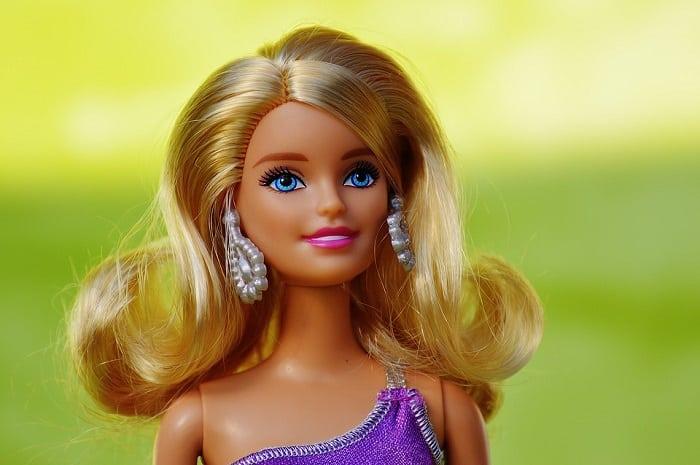 Une poupée Barbie