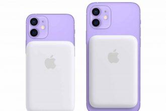 La batterie MagSafe d'Apple