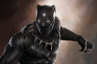 Black Panther dans le premier film consacré au super héros de Marvel