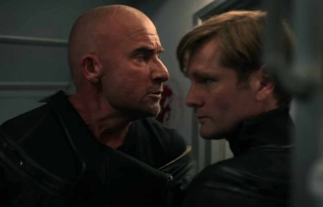Dominic Purcell dans Blood Red Sky