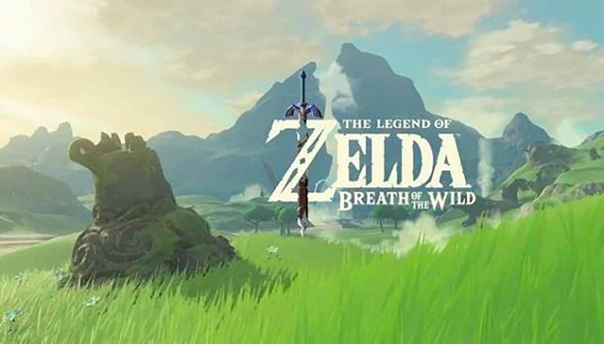 Quand Zelda Breath of the Wild plie un dragon en deux