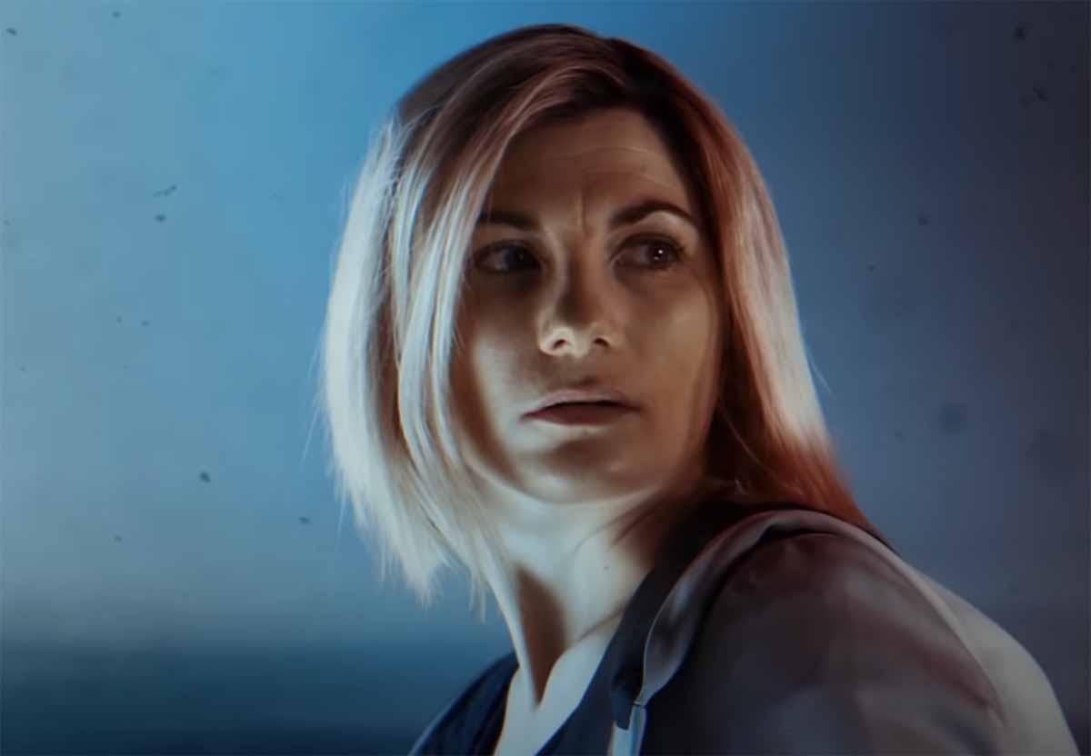 Une image du teaser de la 13e saison de Doctor Who