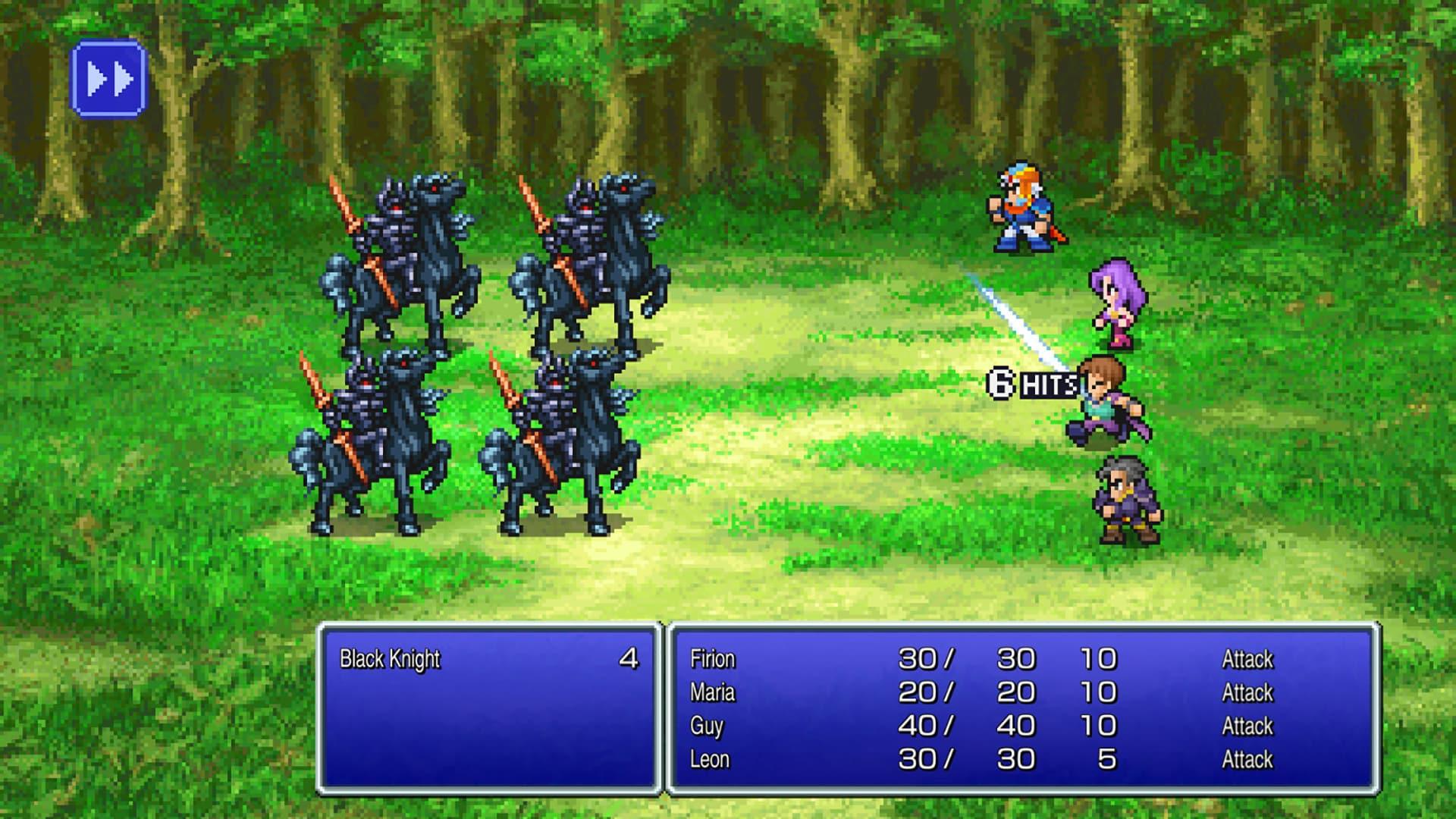 Un ancien titre de la franchise Final Fantasy