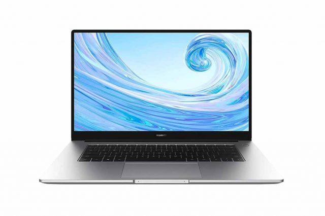 Une photo du Huawei MateBook D 15 (2020)