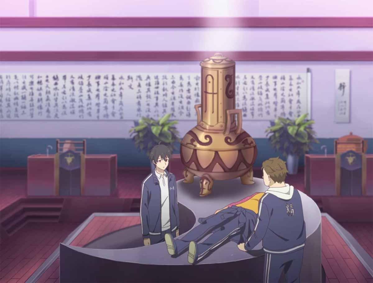 Le Roi Immortel, un chouette anime sur Netflix