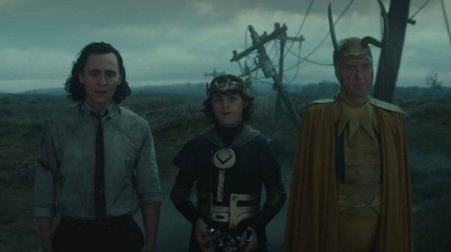 Plusieurs Variants Loki
