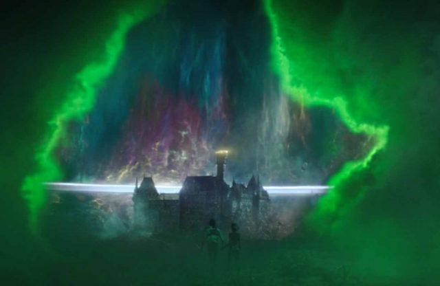 La maison qui apparaît à la fin de l'épisode 5 de Loki