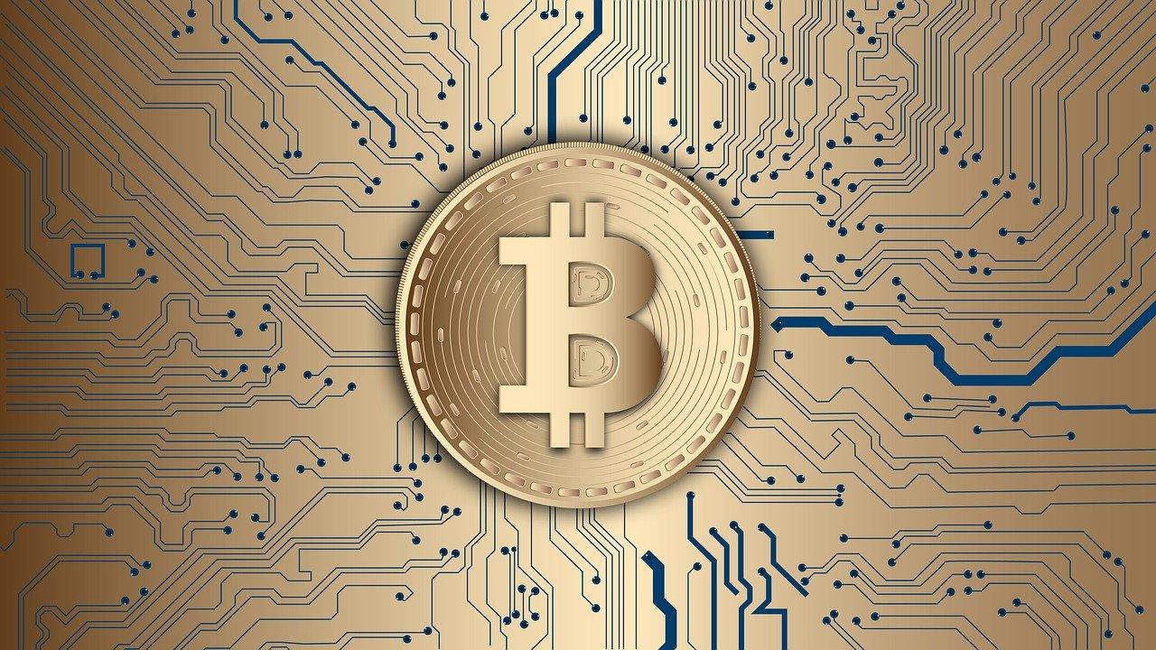 Une image représentant le Bitcoin