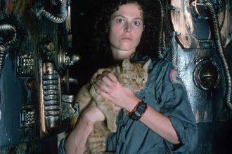 Ripley dans le premier Alien