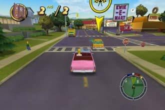 Les Simpson Hit & Run