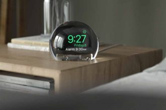 Le Night Watch, un accessoire pensé pour l'Apple Watch