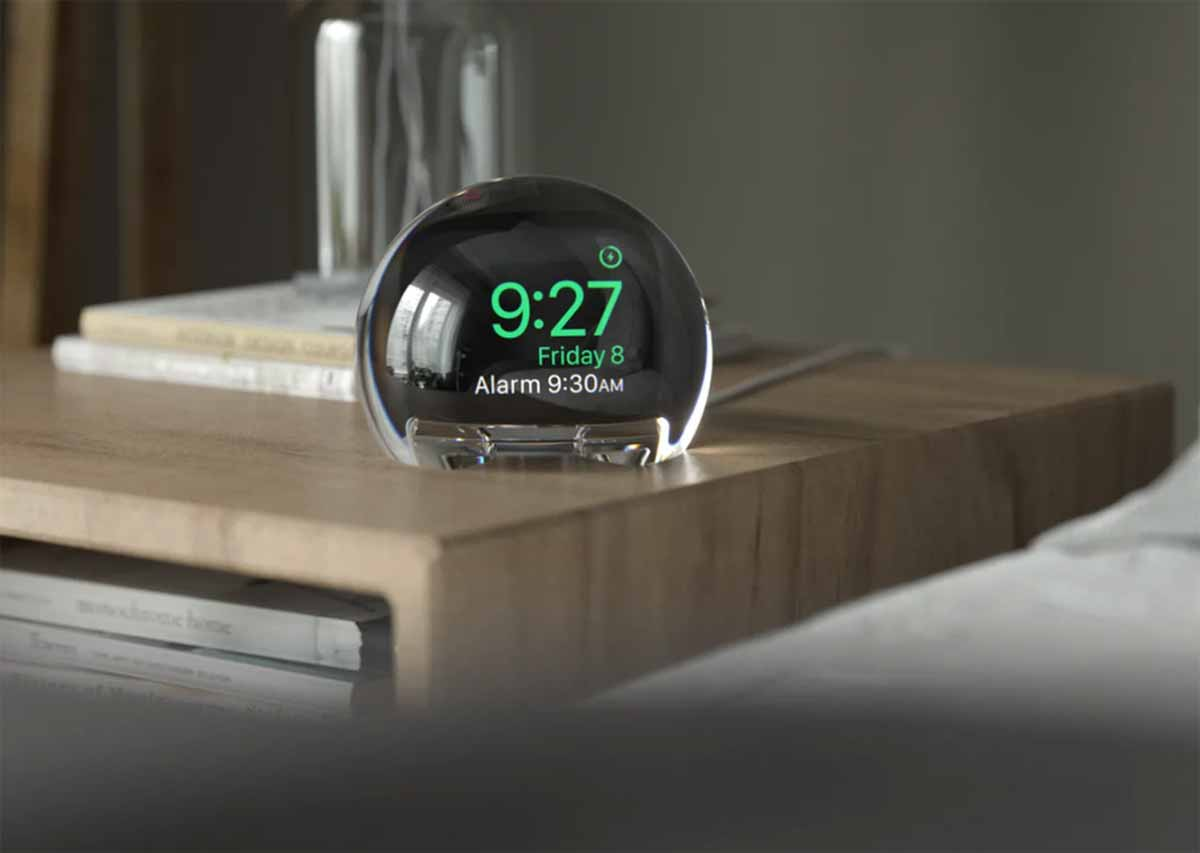 NightWatch, l'accessoire qui va donner des rondeurs à votre Apple Watch