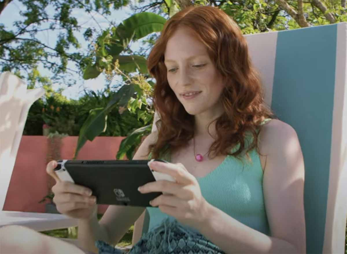 La Switch OLED de Nintendo