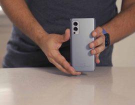 Une photo du dos du OnePlus Nord 2