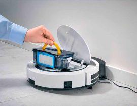 Le premier robot aspirateur développé par Lidl