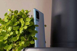 Le profil du Vivo X60 Pro