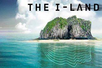 La jaquette de the I-Land, une série SF dispo sur Netflix