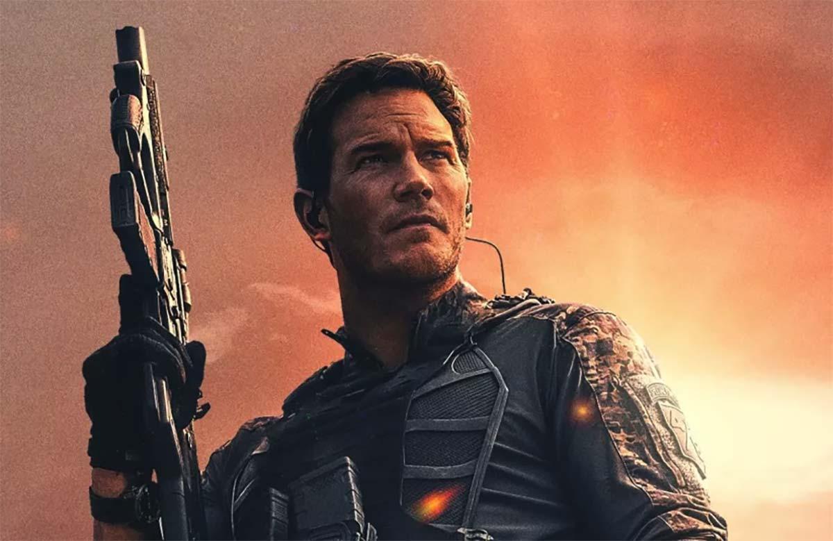 Chris Pratt dans The Tomorrow War
