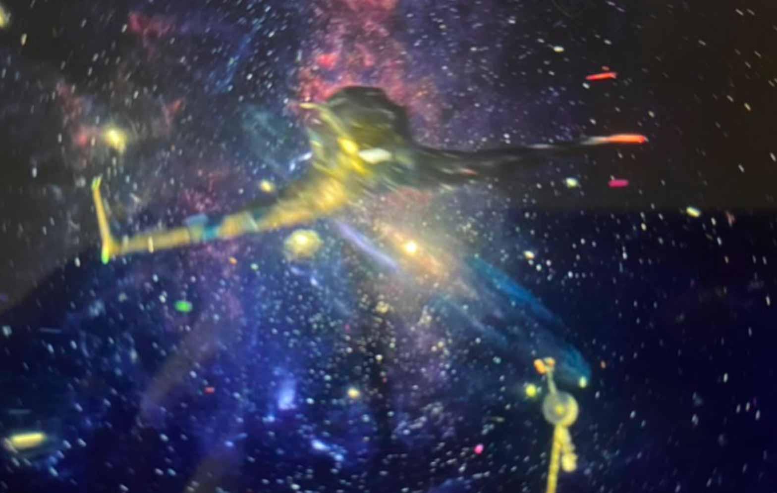 Aviez-vous repéré ce vaisseau dans le générique du final de Loki ?