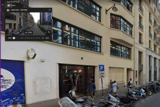 La chronologie de Google Street View