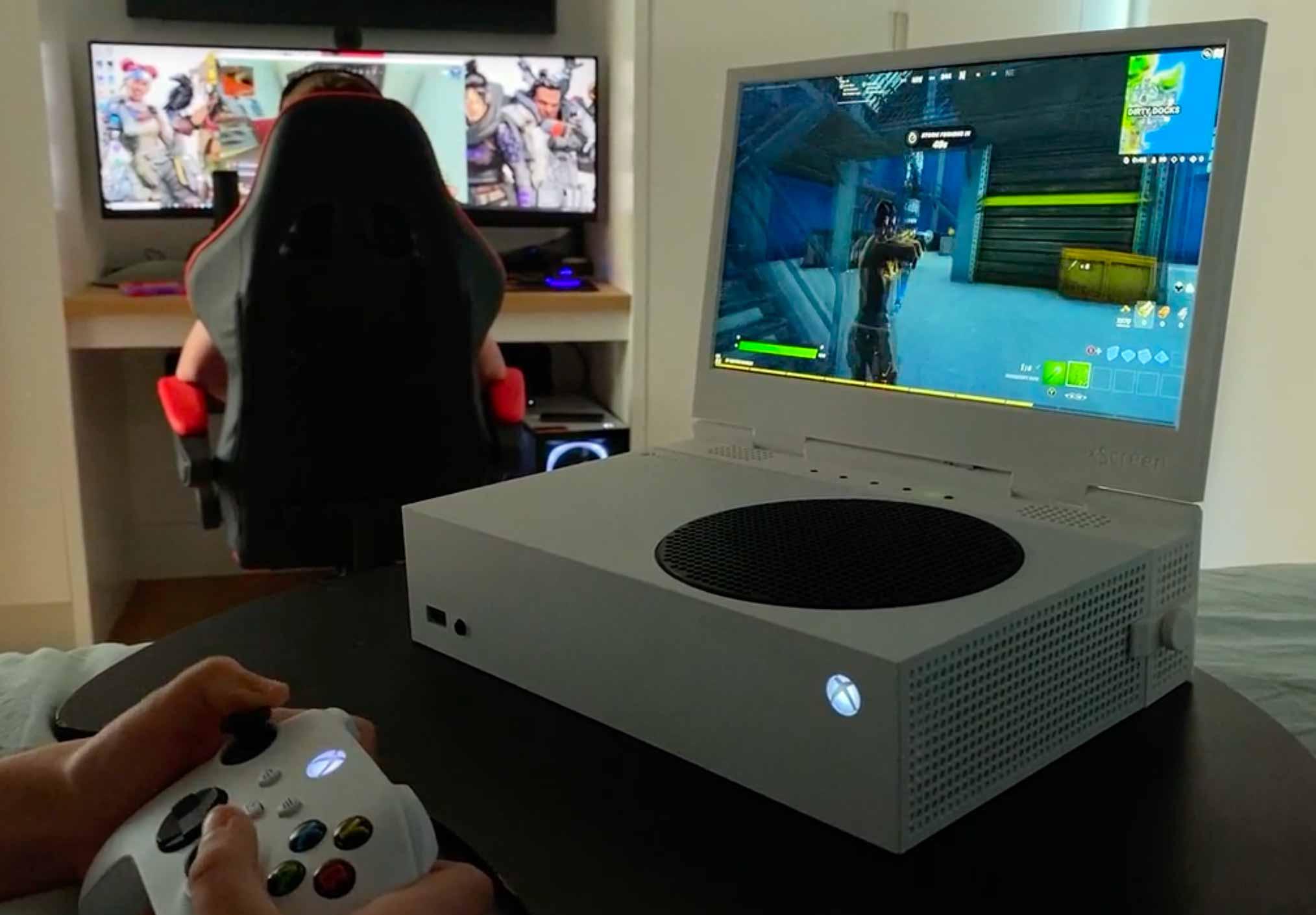 Le xScreen, pour donner un peu d'indépendance à la Xbox Series S