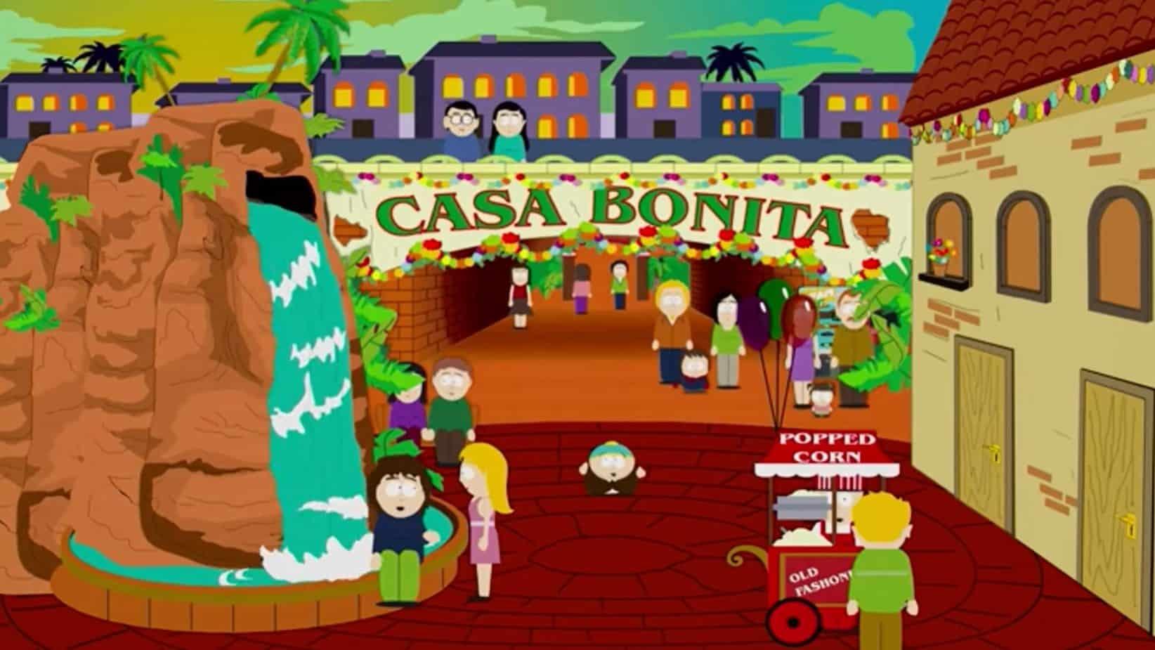 La Casa Bonita dans South Park